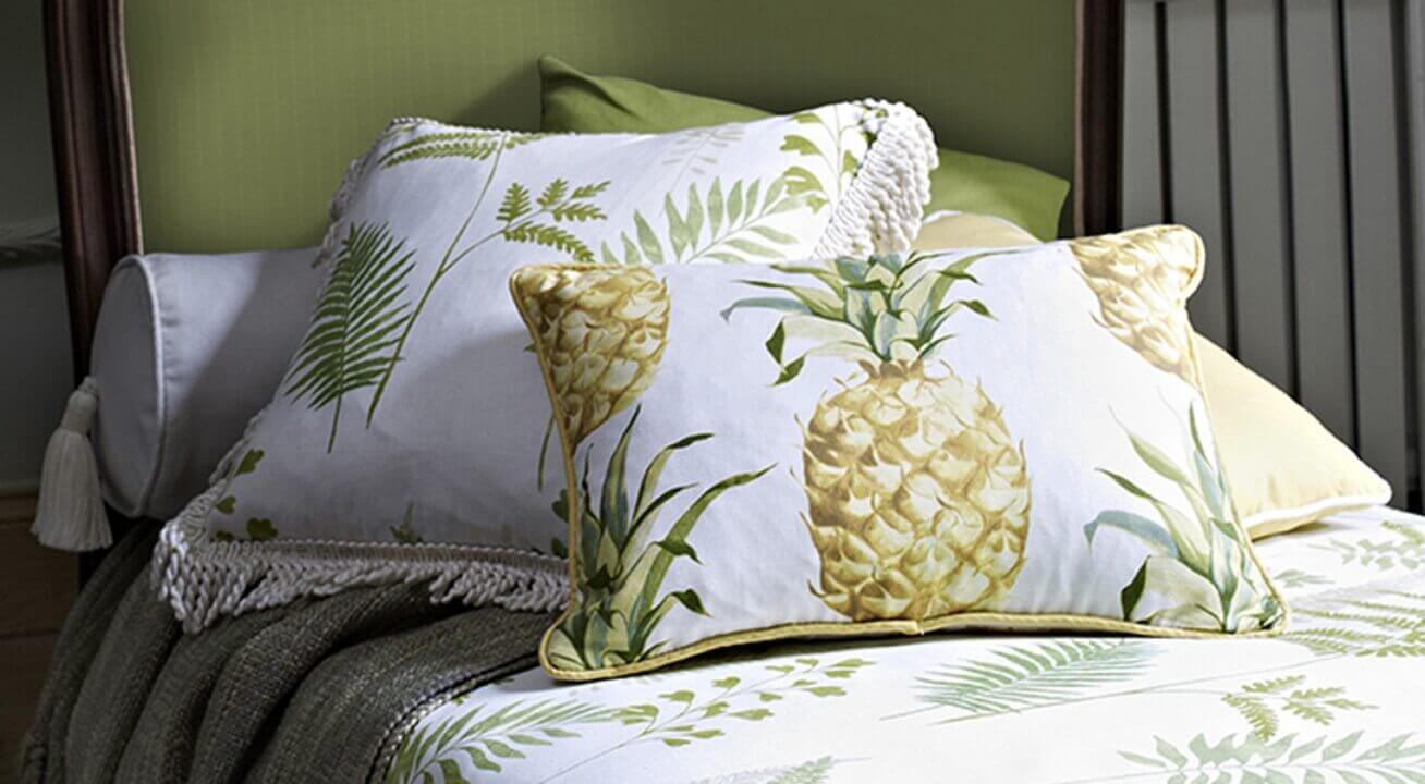 Pina Colda Cushions