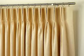 Tripple Pinch Pleat Curtain